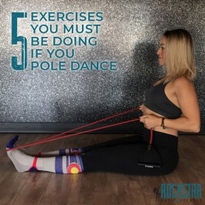 5 exercises you must be doing if you pole dance