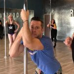 Chris Parente Pole Fitness